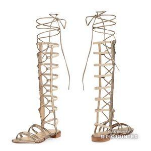 NEW Stuart Weitzman Sparta Gladiator Sandals 👡